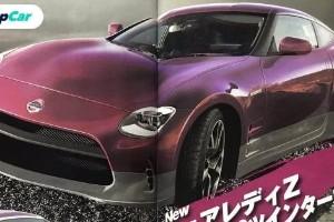 Imej rendered Nissan 400Z baru terhasil, anda nak yang ini atau Supra?