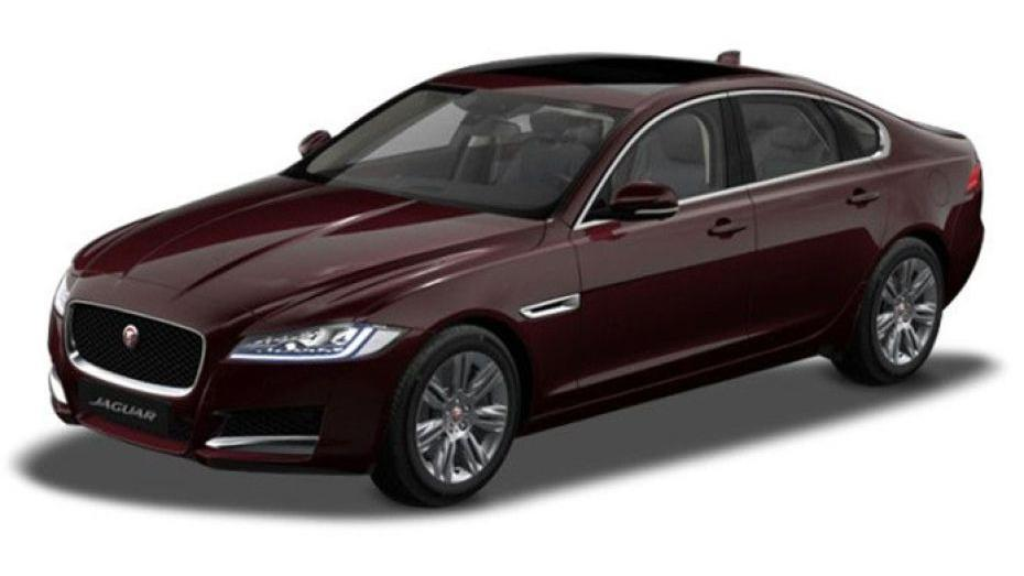 Jaguar XF (2017) Others 012