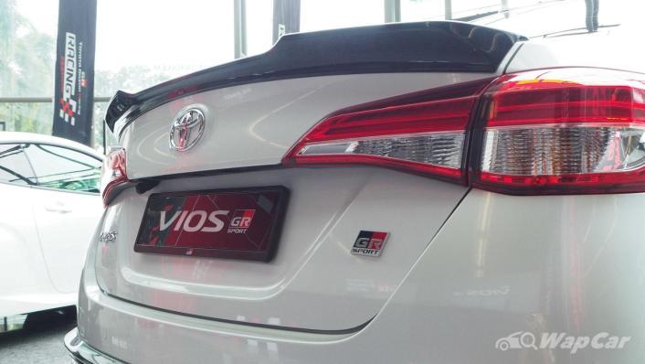 2021 Toyota Vios GR-Sport Exterior 009