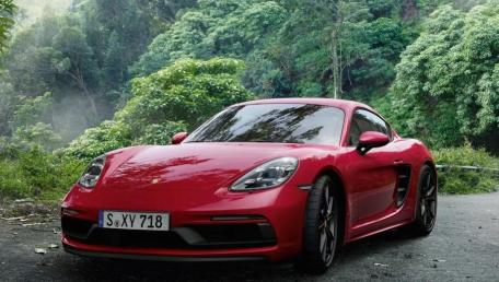 2018 Porsche 718 718 Cayman GTS Price, Specs, Reviews, Gallery In Malaysia | WapCar