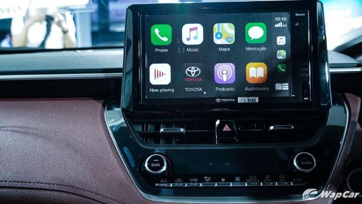 2020 Toyota Corolla Cross Interior 010