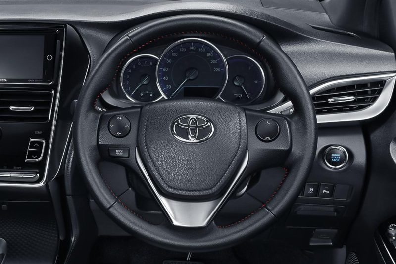 What They Say | We asked a thousand people for their opinions about 2019 Toyota Yaris 02