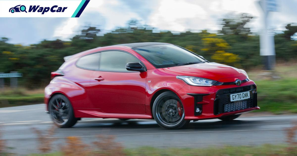 Toyota GR Yaris crowned 2021 UK Car of the Year 01