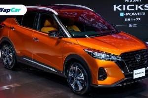Cukup bagus untuk Jepun? Nissan Kicks buatan Thai dilancarkan di Jepun