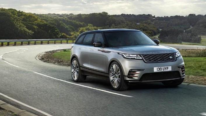 Land Rover Range Rover Velar (2018) Exterior 009
