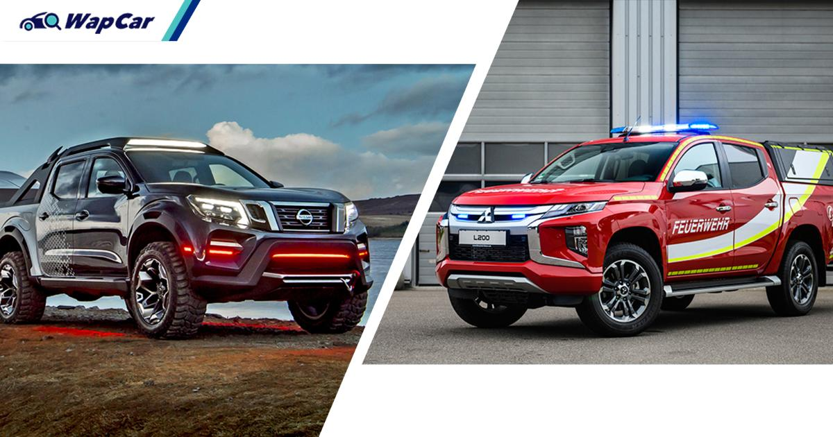 Nissan Navara, Mitsubishi Triton are leaving Europe, here's why trucks are dying there 01