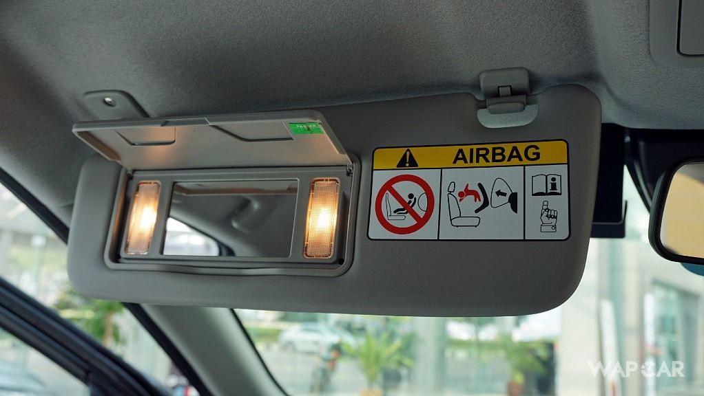 Perodua Aruz (2019) Interior 039