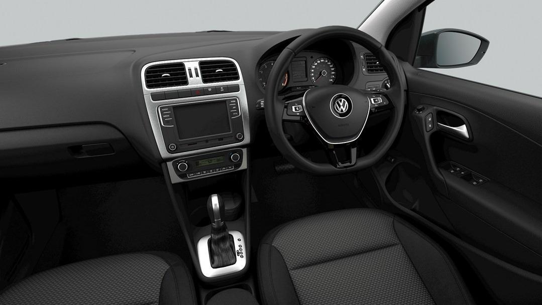 Volkswagen Vento (2018) Interior 001