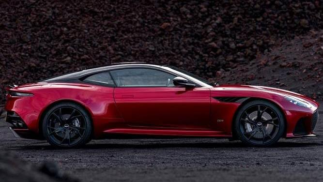 Aston Martin DBS Superleggera (2019) Exterior 003