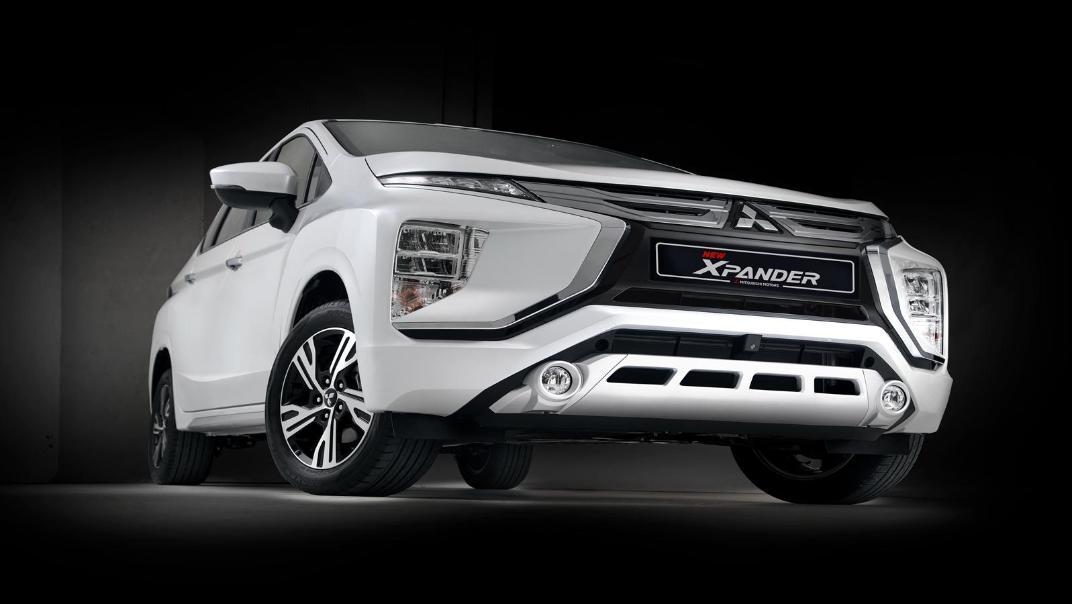 2020 Mitsubishi Xpander 1.5 L Exterior 058