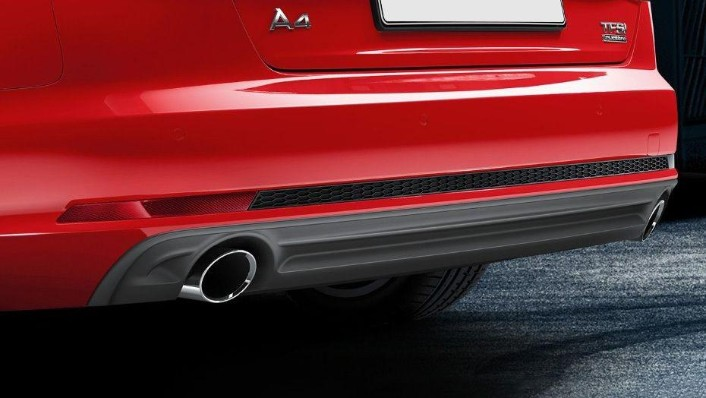 Audi A4 (2019) Exterior 010