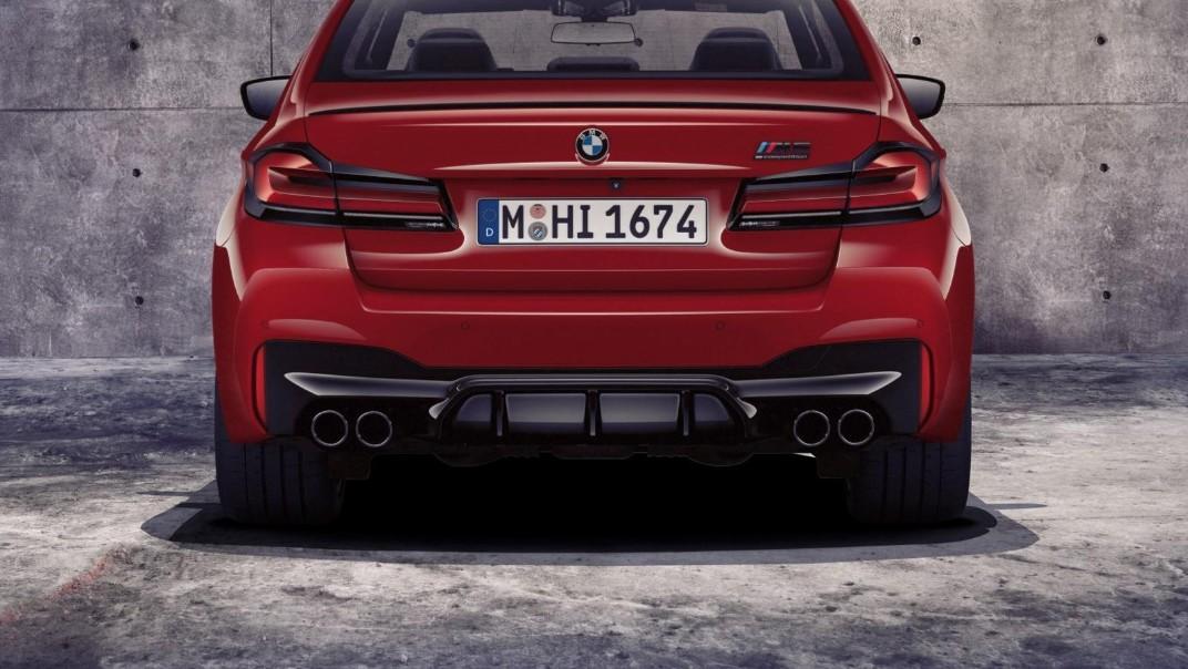 2020 BMW M5 Exterior 029