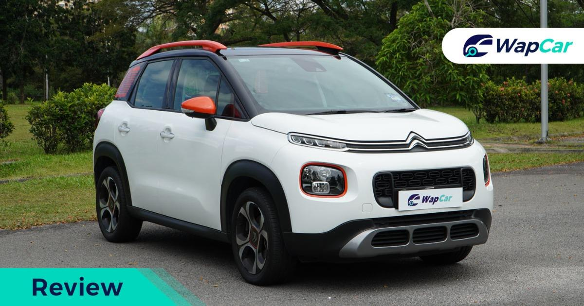 Review: Citroen C3 Aircross - Do you dare to go French? 01