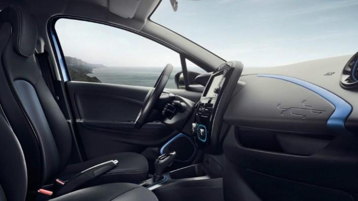 Renault Zoe (2016) Interior 004
