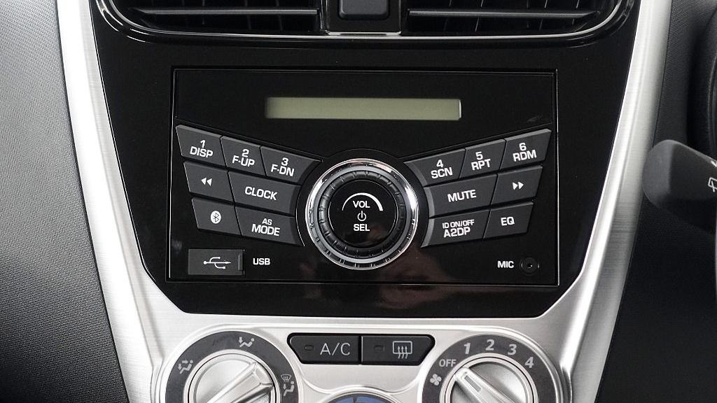 2018 Perodua Axia SE 1.0 AT Interior 014