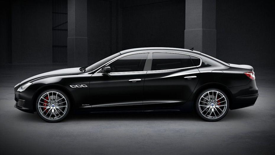 Maserati Quattroporte (2018) Exterior 007