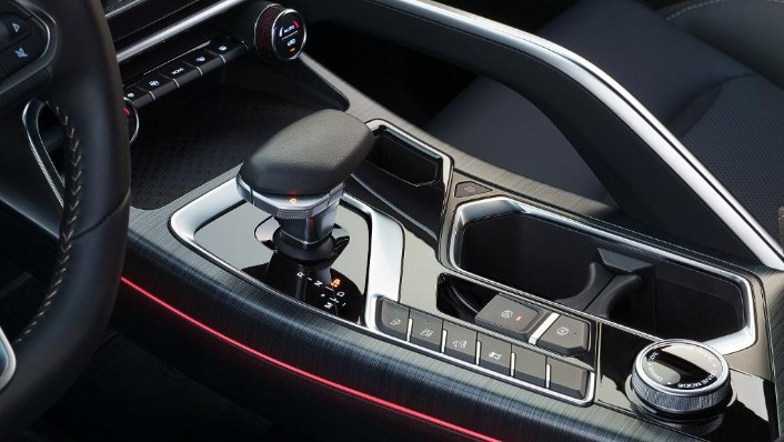 Geely Xing Yue (2018) Interior 002
