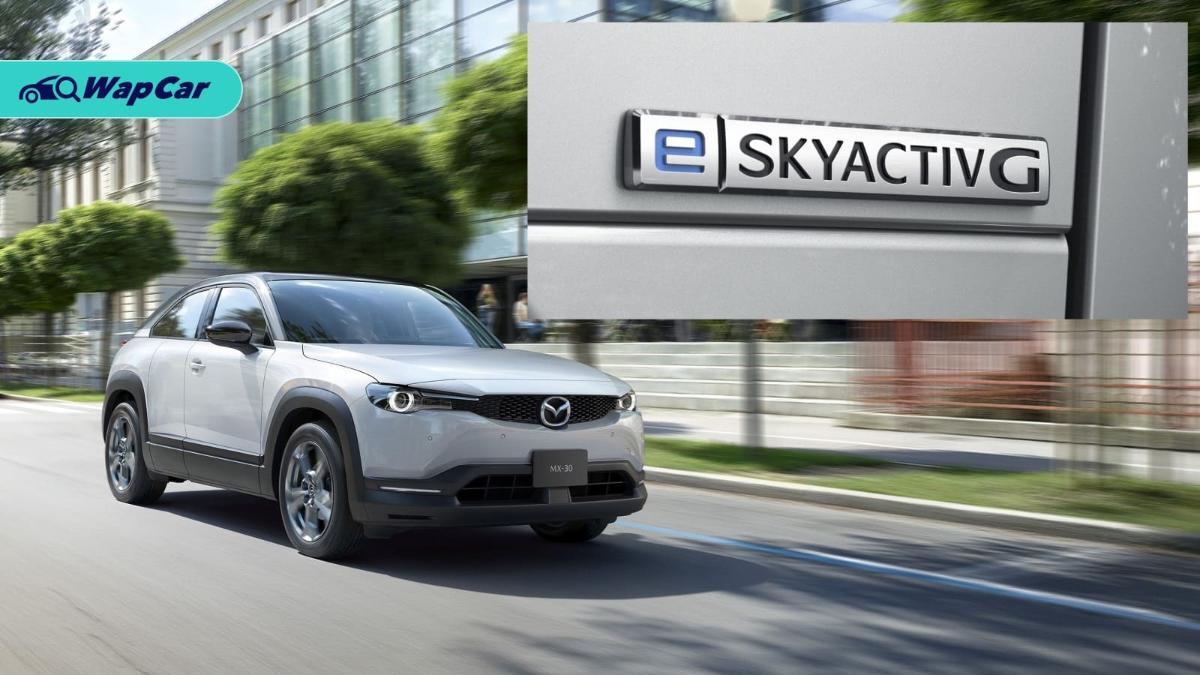 Mild-hybrid Mazda MX-30 confirmed for Japan - new e-SkyActiv-G engine 01