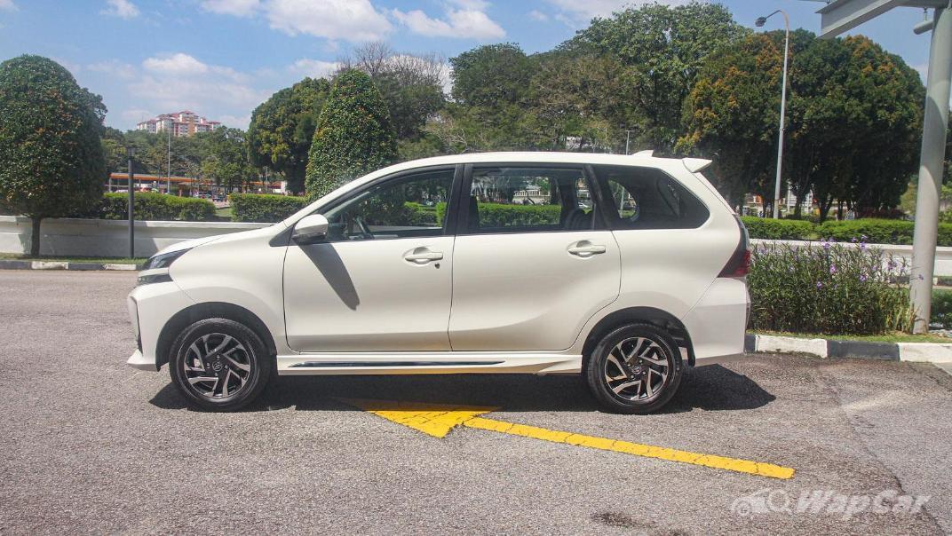 2019 Toyota Avanza 1.5S+ Exterior 008