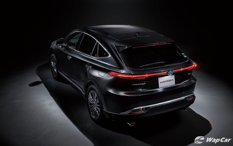 All-new Toyota Harrier launched in Japan, starts at 2,990,000 Yen 02
