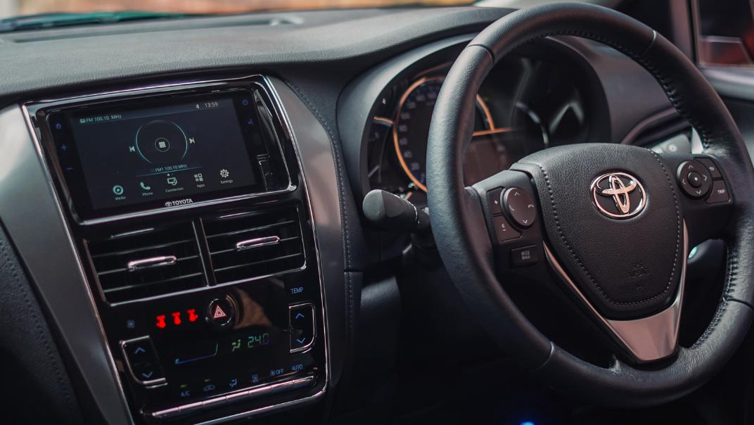 2021 Toyota Vios 1.5G Interior 020