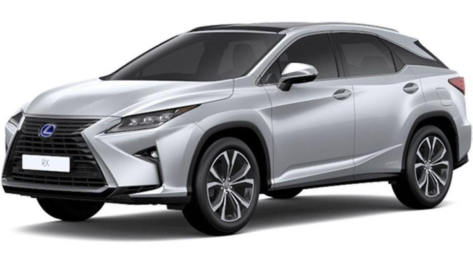 Lexus RX (2018) Others 002