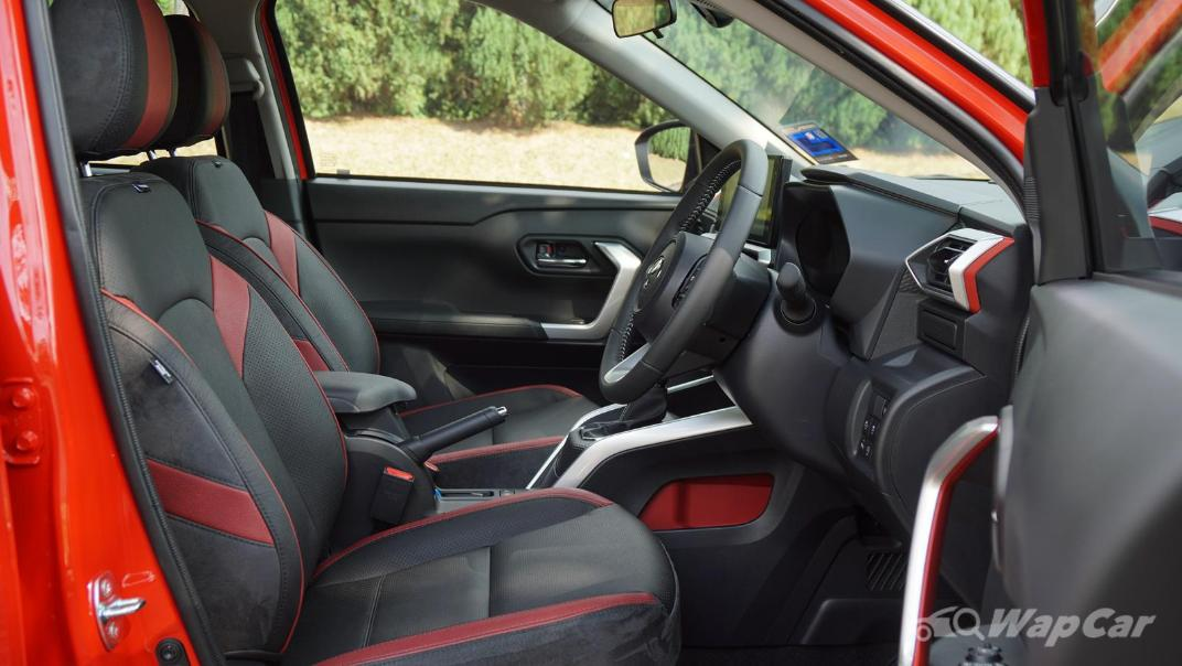 2021 Perodua Ativa 1.0L Turbo AV Special Metallic Interior 041