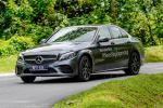 2020 Mercedes-Benz C300 AMG Line drops Airmatic suspension