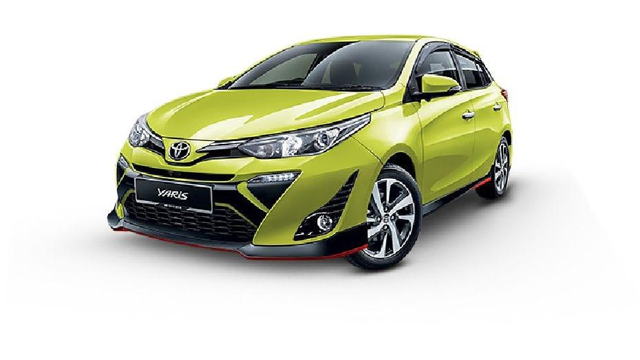 Toyota Yaris (2019) Others 005
