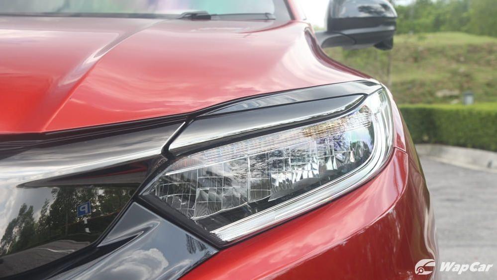 2019 Honda HR-V 1.8 RS Exterior 010
