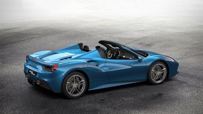 Ferrari 488 (2015) Exterior 009