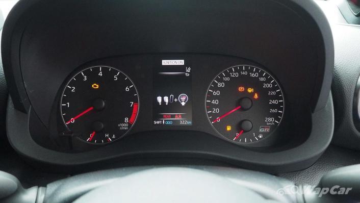 2021 Toyota GR Yaris Interior 007