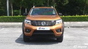 2018 Nissan Navara Double Cab 2.5L VL (A) Exterior 002