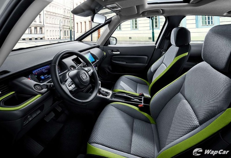 Honda Jazz 2020 baharu dipratonton untuk China, debut bulan Ogos 02