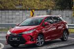 2021 Toyota Yaris facelift coming to Malaysia - can it beat the City Hatchback?