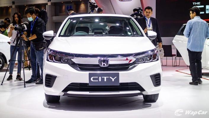 2020 Honda City Upcoming version Exterior 002