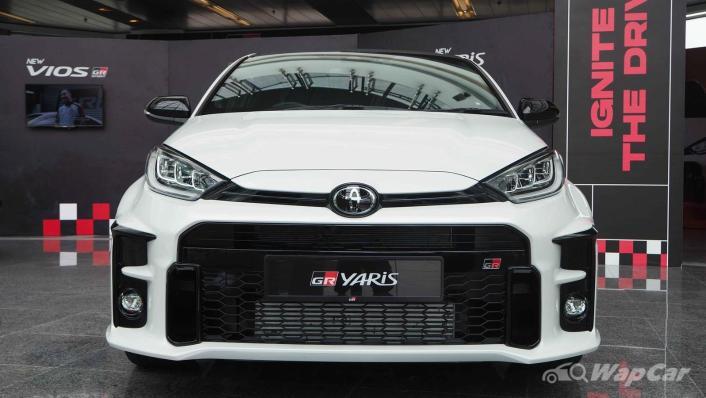 2021 Toyota GR Yaris Exterior 002
