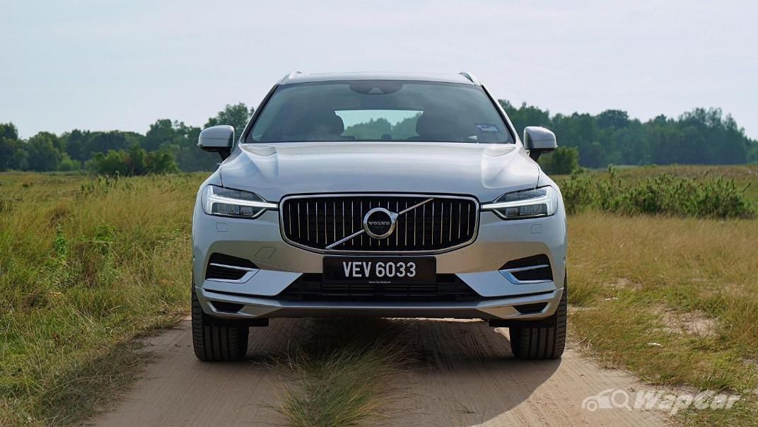 2020 Volvo XC60 T8 Twin Engine Inscription Plus Exterior 057