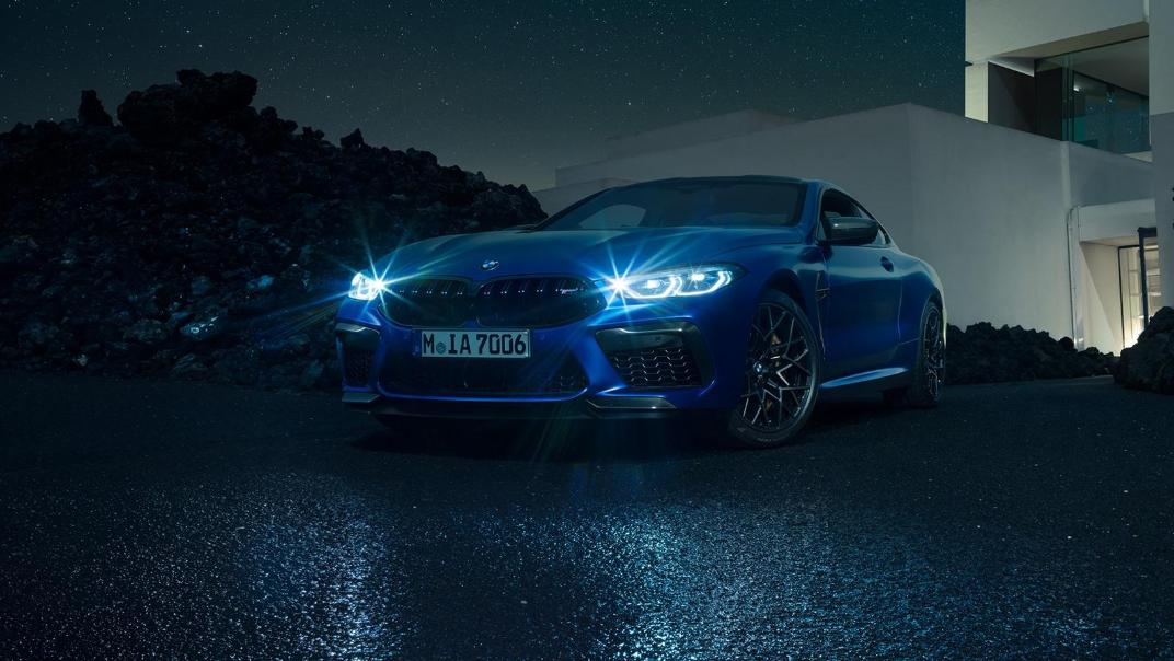 2020 BMW M850i xDrive Coupe Exterior 018
