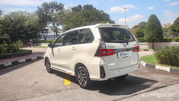 2019 Toyota Avanza 1.5S+ Exterior 007