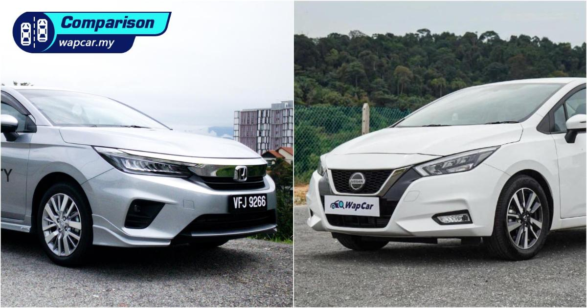 Honda City vs Nissan Almera: Which is one cheaper to maintain? 01