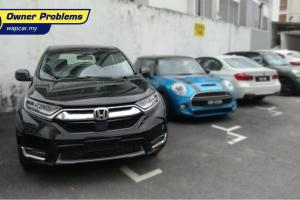 Owner Problems: My Honda CR-V's Honda Sensing® system has a major flaw - It does not work in the rain