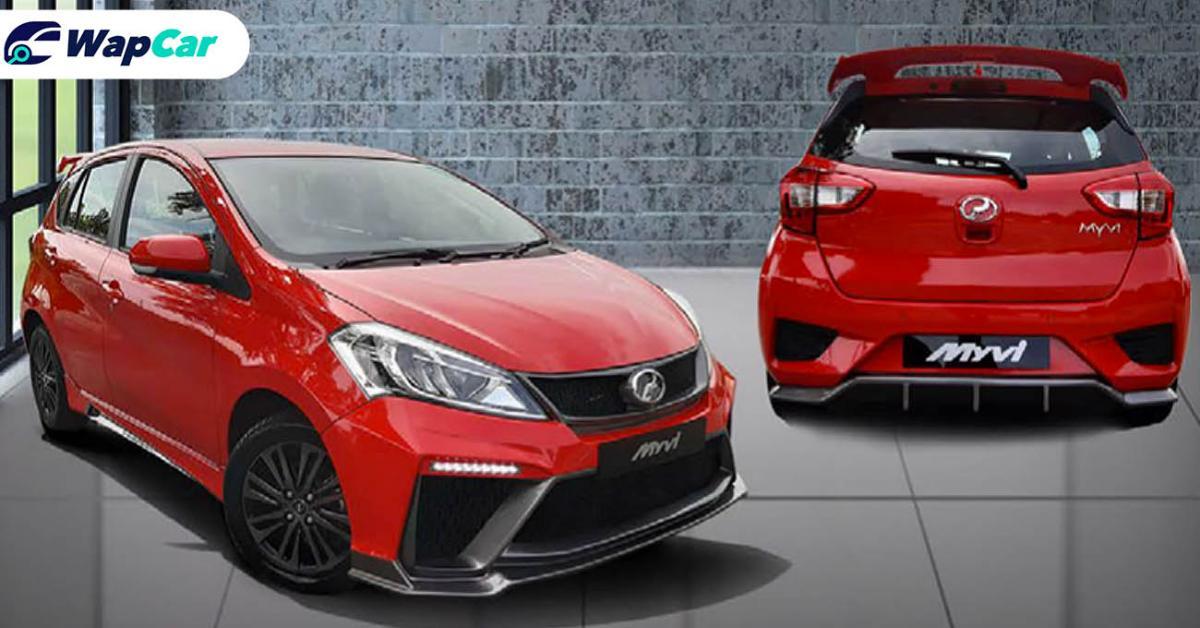 2020 Perodua Myvi S-Edition vs Myvi GT: Which is your pick? 01