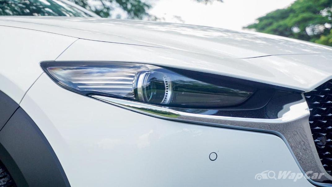 2020 Mazda CX-30 SKYACTIV-G 2.0 High Exterior 013