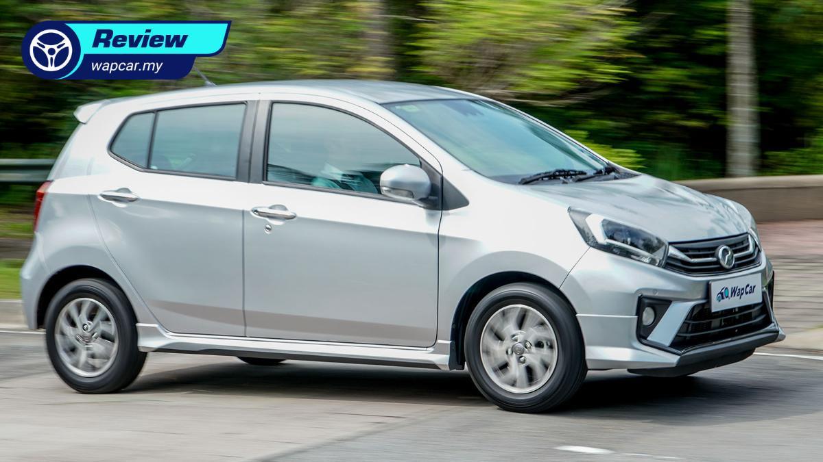 Review: 2020 Perodua Axia 1.0 AV – RM43k for a 1.0-litre engine? 01