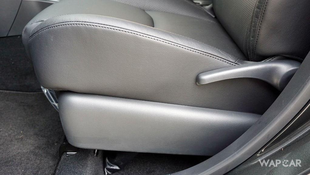 Perodua Aruz (2019) Interior 025