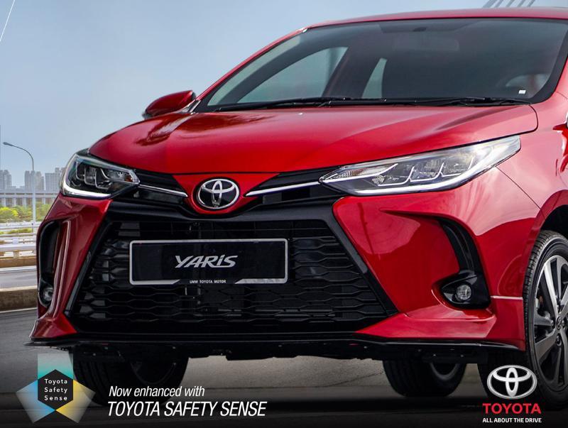 Toyota Vios 2021 facelift sah hadir ke Malaysia, pelancaran Disember 2020? 02