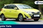 Rebiu: Toyota Yaris – pilihan terbaik dalam 1 pakej menarik