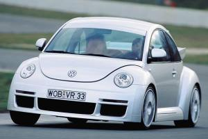 Every VW Golf R and European hot hatch can trace their roots to this mad 2001 VW Beetle
