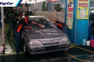 PKP 2.0: Kedai cuci kereta antara yang dibenarkan beroperasi bermula 4 Feb